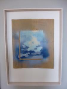 Den halvfärdiga himlen, 50x70